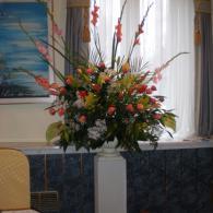 Композиции из цветов - №12