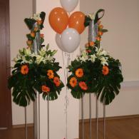 Композиции из цветов - №15