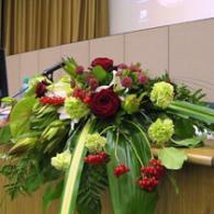 Композиции из цветов - №25