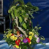 Композиции из цветов - №33