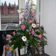 Композиции из цветов - №34