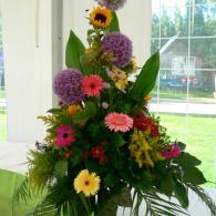 Композиции из цветов - №38