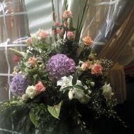 Композиции из цветов - №42