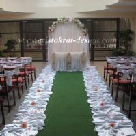 Свадебная арка №3