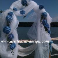 Свадебная арка №4