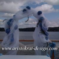 Свадебная арка №5