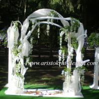 Свадебная арка №6