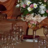"""Свадьба в ресторане """"Живая вода""""№6"""