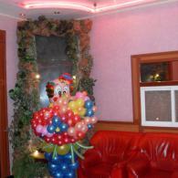 украшение праздников шарами №2